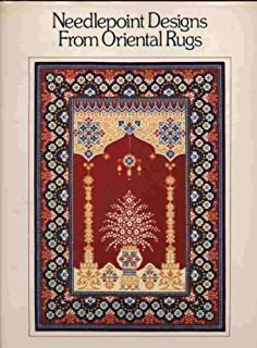 Needlepoint Designs From Oriental Rugs