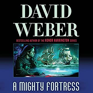 A Mighty Fortress     Safehold Series, Book 4              Written by:                                                                                                                                 David Weber                               Narrated by:                                                                                                                                 Jason Culp                      Length: 35 hrs and 36 mins     5 ratings     Overall 4.4