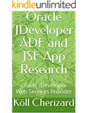 Oracle JDeveloper ADF and JSF App Research: Oracle JDeveloper Web Services Provider (2016.10.23.9.45.PM)