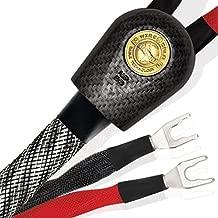 WIREWORLD Platinum Eclipse 8 Speaker Cable Pair/Standard/Spade to Spade / 5 Meters
