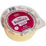 Queso de Vaca Reducido en Grasa - Queso suave, tierno y reducido en grasa ideal para aquellas personas que quieren seguir una dieta baja en calorías (1 Pieza de Queso)