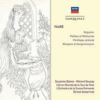 Faure: Requiem / Orchestral Works by ANSERMET / ORCH DE LA SUISSE ROMANDE (2011-12-20)