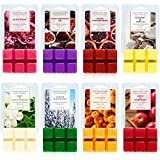 SCENTORINI Scented Wax Melts, 8x2.5 oz, Wax Cubes, Scented Soy Wax Melts