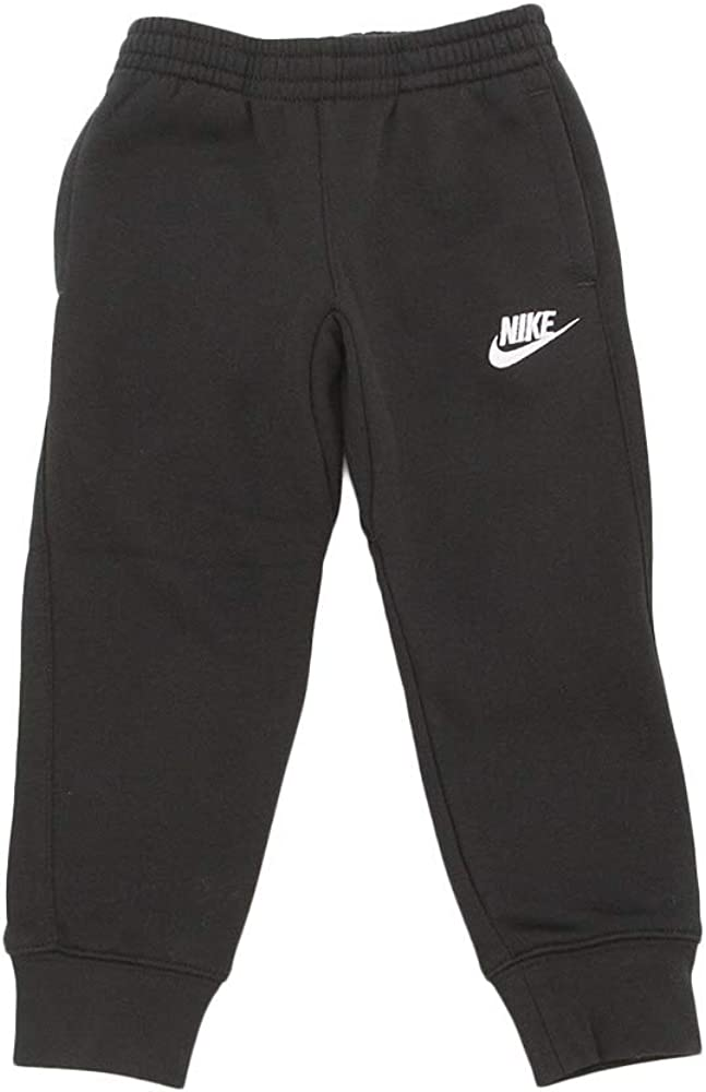 Nike Kids Boys Club Fleece Rib Cuff Pants Little Kids