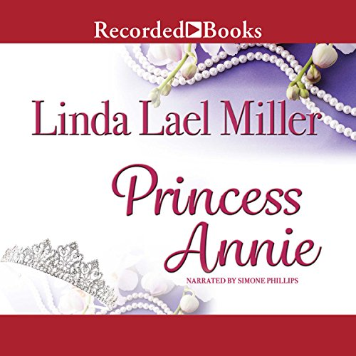 Princess Annie audiobook cover art