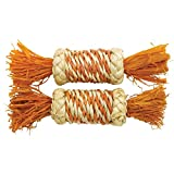 <span class='highlight'>Rosewood</span> <span class='highlight'>Boredom</span> <span class='highlight'>Breaker</span> Small Animal Activity <span class='highlight'>Toy</span> Corn Rattle Rollers, Pack of 2