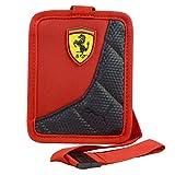 Puma Men's Ferrari Replica Scuderia ID Card Holder H14cm X W11cm Rosso-Black