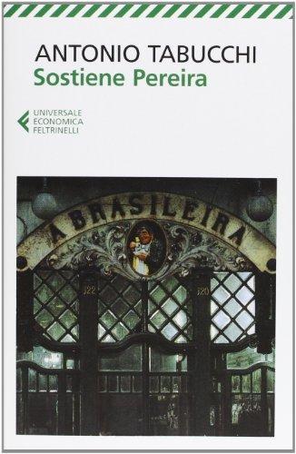 Sostiene Pereira - New Edition 2013 by Antonio Tabucchi (2013-08-21)