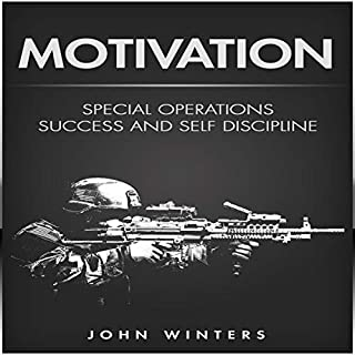 Motivation: Special Operations Success and Self Discipline audiobook cover art