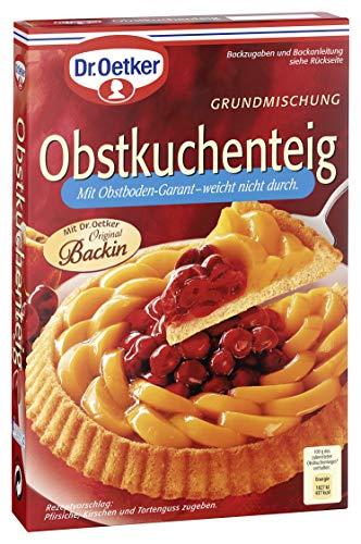 Dr. Oetker Obstkuchenteig, 6er Pack (6 x 258 g)