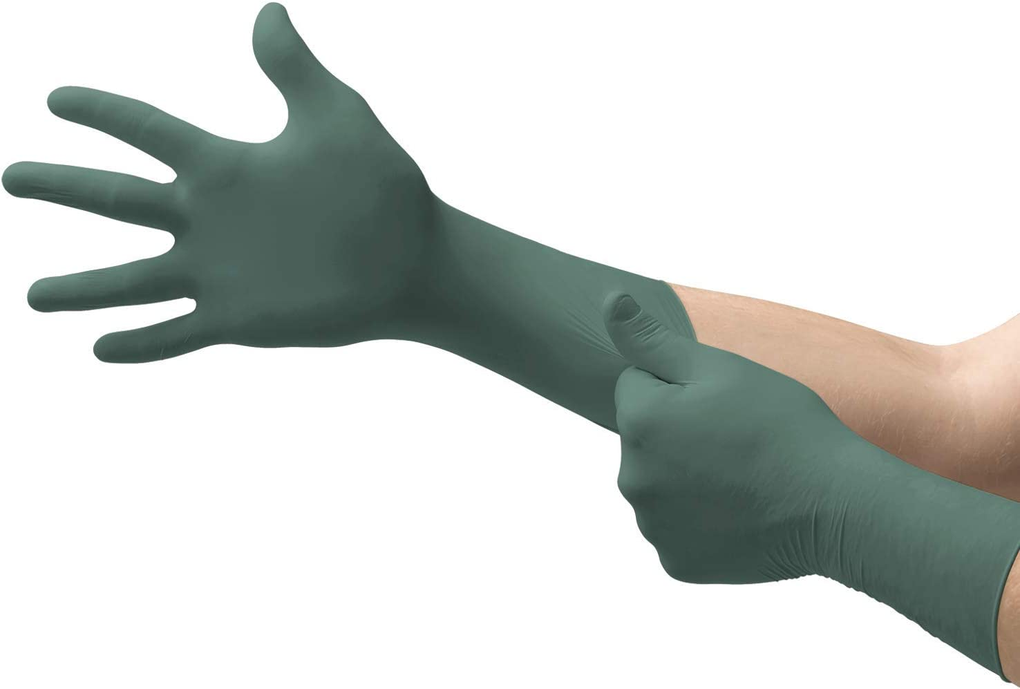 Microflex Dura Flock Flock-Lined Max New arrival 40% OFF Large Gloves
