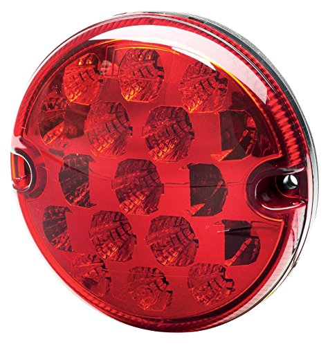 HELLA 2SB 357 028-011 Heckleuchte - Valuefit - LED - Einbau