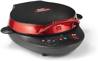 Tarte Modulo Premium – Appareil de Cuisson Multifonctions Coloris Noir et Rouge