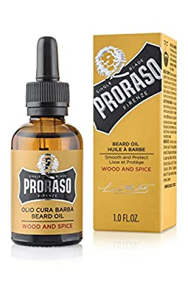 Proraso Beard Oil - Wood and Spice
