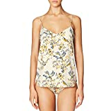 Stella McCartney Damen Unterhemd Gr. Medium, cremefarben