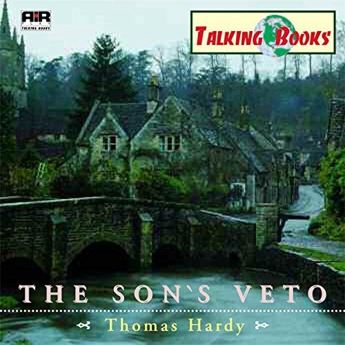 The Son's Veto audiobook cover art