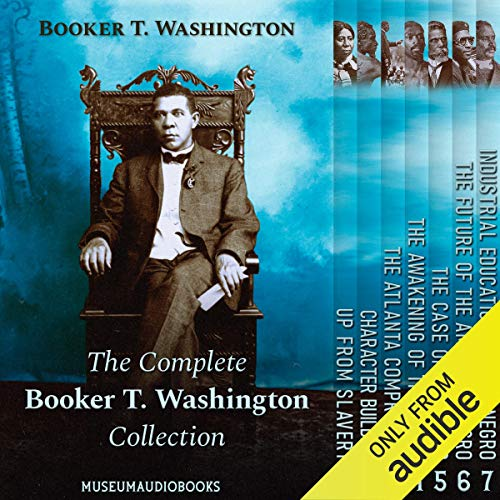 The Complete Booker T. Washington Collection cover art