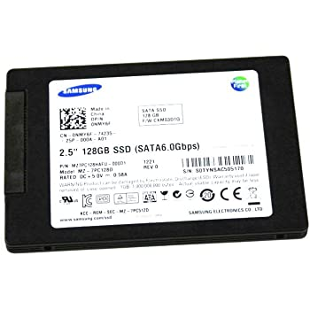 Genuino Samsung 2.5 128gb SSD Sata 6.0gbps Disco Duro Mz-7pc128d ...