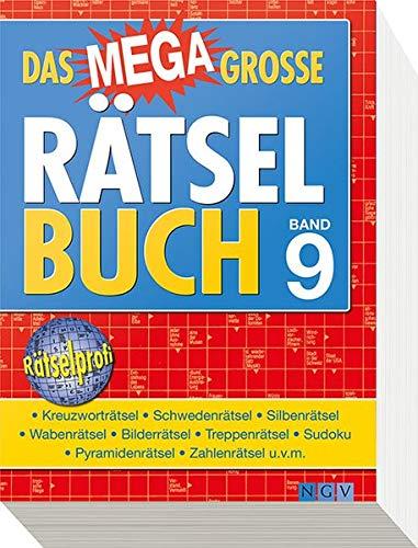 Das megagroße Rätselbuch Band 9