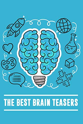 The Best Brain Teasers: Brain Teaser Puzzles For Adults, Triazzle Puzzles Brain Teaser