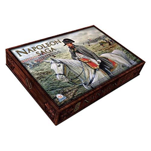 Matagot SAS SNSW1 - Napoleon Saga Waterloo