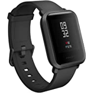 Amazfit Bip Smartwatch by Huami with All-Day Heart Rate and Activity Tracking, Sleep Monitoring,...