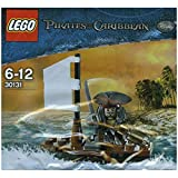 LEGO パイレーツオブカリビアン: Jack Sparrow's ボート セット 30131 (袋詰め)