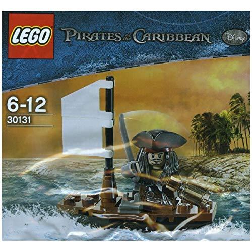 LEGO Pirates Des Caraibes: Jack Sparrow's Bateau Jeu De Construction 30131 (Dans Un Sac)