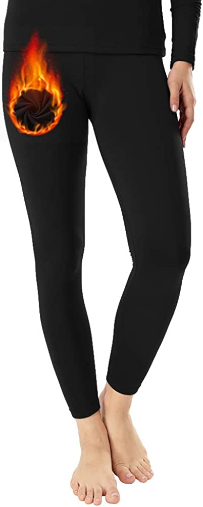 MANCYFIT Thermal New product Pants for Safety and trust Women Leggings Fleece Underwear Lined