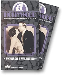 Hollywood: A Celebration of the American Silent Film, Complete Set 1-13 VHS