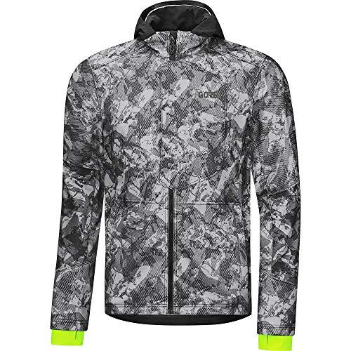 GORE Wear C3 Herren Jacke GORE WINDSTOPPER, L, Camouflage