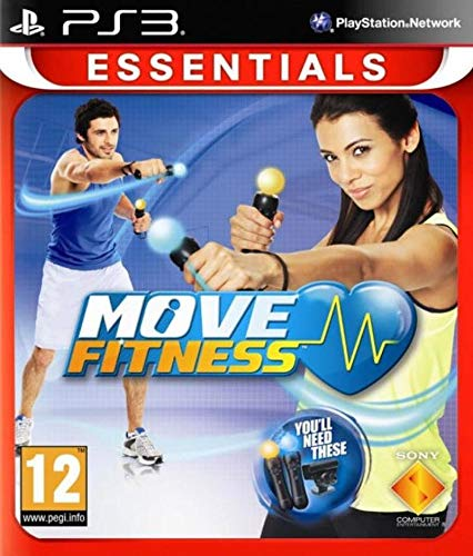 Move Fitness PS3 UK