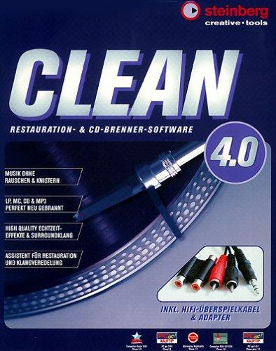 Steinberg Clean 4.0 plus HIFI Verbindungskabel und Adapter