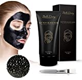 Black Mask Blackhead Remover Maske für Gesicht Nase Akne Schwarze Gesichtsmaske Peel-Off Maske Blackhead Remover Maske für Gesicht Nase Akne Mitesser Ölkontrolle