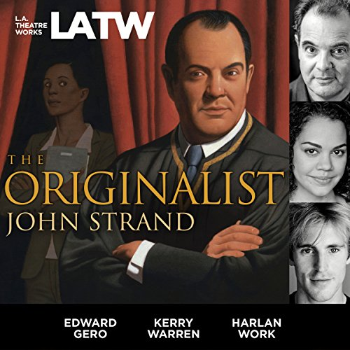 The Originalist Audiobook By John Strand cover art