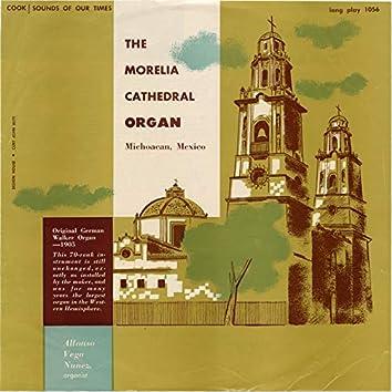Morelia Cathedral Organ