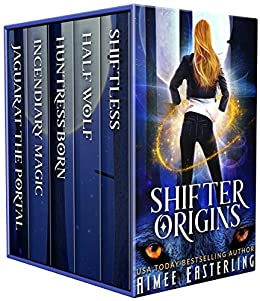 Shifter Origins: A Werewolf, Dragon, and Jaguar Variety Pack (English Edition) van [Aimee Easterling]