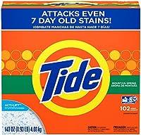 Tide Ultra Powder Detergent - 102 Loads, 143 oz by Tide