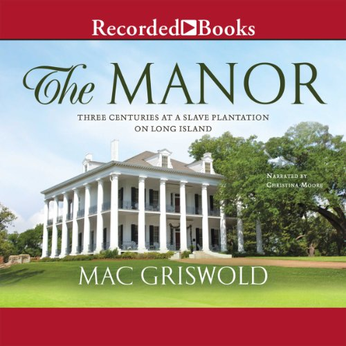 The Manor audiobook cover art