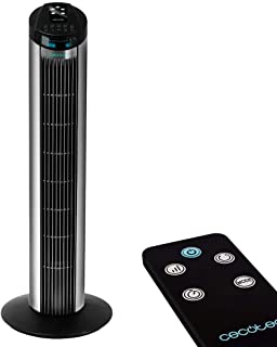 Cecotec ForceSilence 890 Skyline Ventilador de Torre Digital