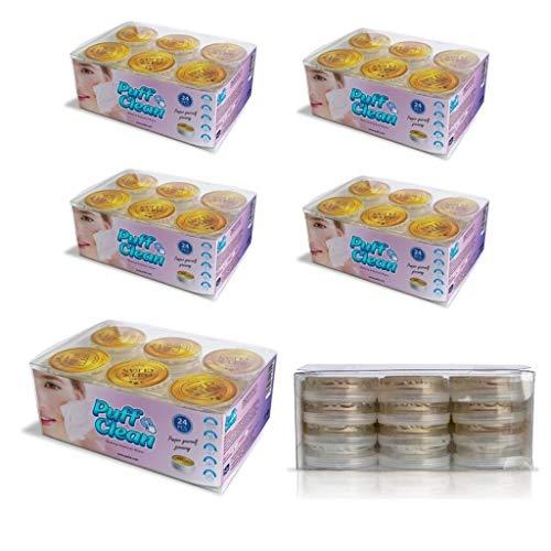 Pufai Puff Clean Lingettes Nettoyantes 120 gélules