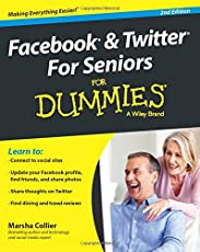 Image of FACEBOOK AND TWITTER FOR. Brand catalog list of For Dummies.