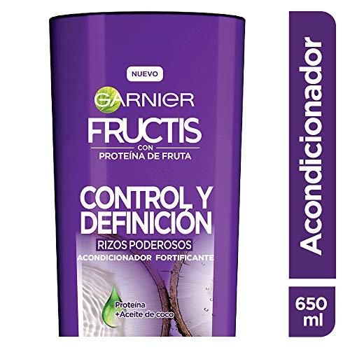 Shampoo Cabello Rizo marca Garnier Fructis