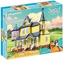 Playmobil 9475 Speelgoed-Luckys gelukkig huis