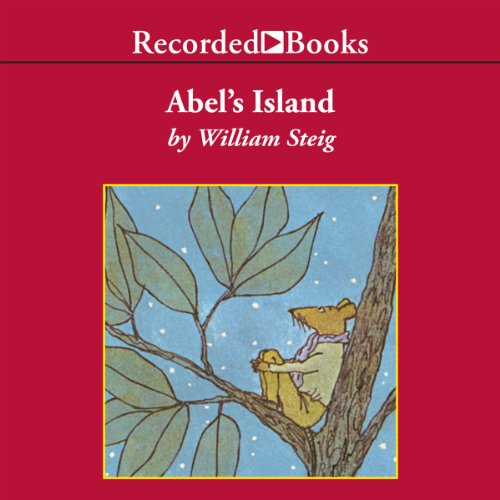 Abel's Island audiobook cover art
