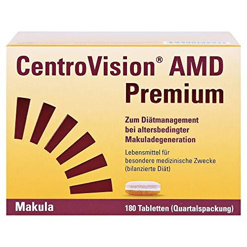 CentroVision AMD Premium Tabletten, 180 St