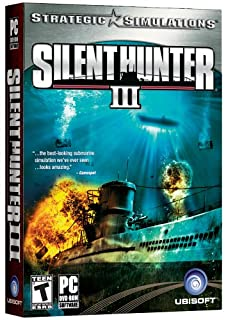 Silent Hunter III (DVD-ROM) (B00023XXN6) | Amazon price tracker / tracking, Amazon price history charts, Amazon price watches, Amazon price drop alerts
