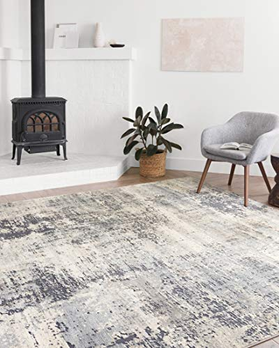 "Mejor Safavieh Monaco Collection MNC222F Modern Bohemian Distressed Area Rug, 4' x 5' 7"", Multi crítica 2020"
