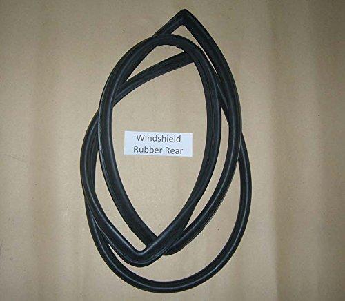 Motorstorex - Weatherstrip Rear Windshield Seal Rubber for Datsun 520 521 Pickup Truck UTE - 79716-B0100 -