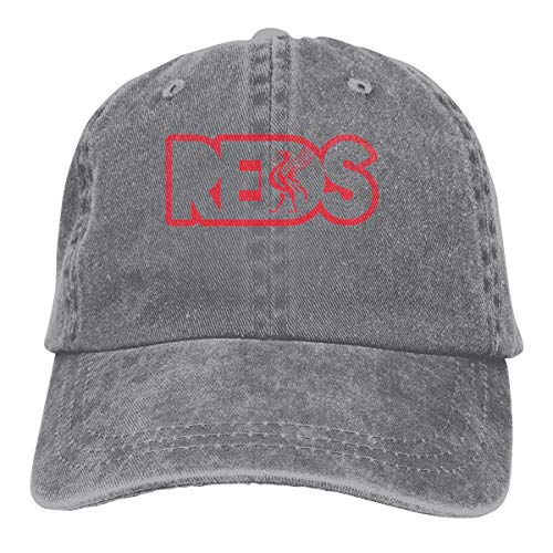 Yuanmeiju Gorra de Mezclilla Reds Liverpool Unisex Vintage Washed Distressed Baseball Cap Twill Adjustable Dad Hat